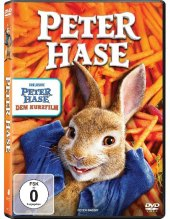Peter Hase, 1 DVD Cover