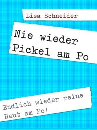 Pickel am Po entfernen