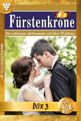 Fürstenkrone Jubiläumsbox 3 - Adelsroman