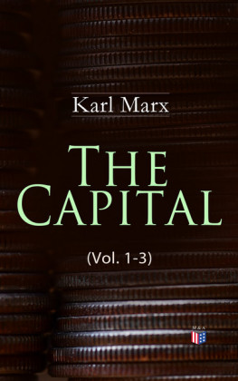 The Capital (Vol. 1-3)