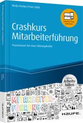 Crashkurs Mitarbeiterführung Cover