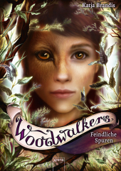 Woodwalkers - Feindliche Spuren Cover