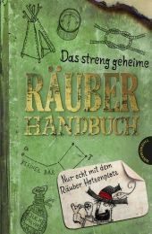 Das streng geheime Räuberhandbuch Cover