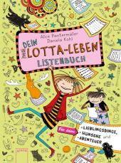 Dein Lotta-Leben Listenbuch