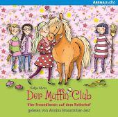 Der Muffin-Club - Vier Freundinnen auf dem Reiterhof, 1 Audio-CD