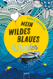 Mein wildes blaues Wunder Cover