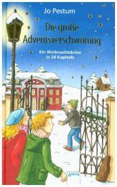 Die große Adventsverschwörung Cover