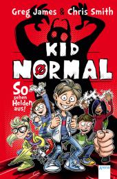 Kid Normal - So sehen Helden aus! Cover