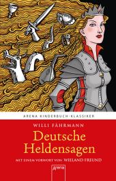 Deutsche Heldensagen Cover