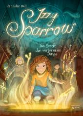Izzy Sparrow - Die Stadt der verlorenen Dinge Cover