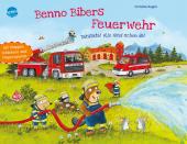 Benno Bibers Feuerwehr Cover