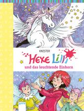 Hexe Lilli und das leuchtende Einhorn Cover