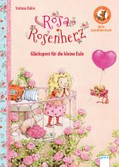 Rosa Rosenherz. Glückspost für die kleine Eule