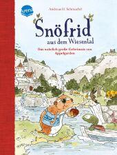 Snöfrid aus dem Wiesental. Das wahrlich große Geheimnis von Appelgarden Cover