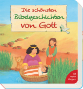 Die schönsten Bibelgeschichten von Gott Cover