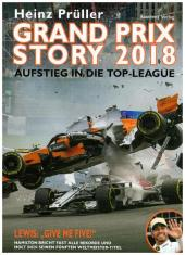 Grand Prix Story 2018 Cover