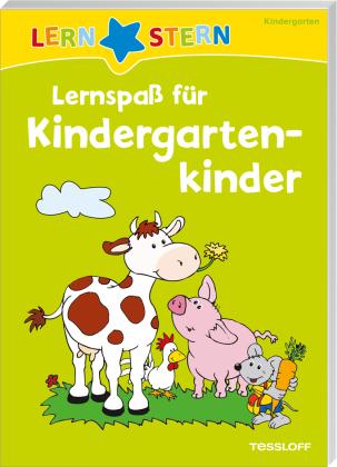 LERNSTERN Lernspaß für Kindergartenkinder