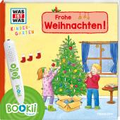Was ist was Kindergarten: Frohe Weihnachten! Cover