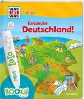 Was ist was Junior: Entdecke Deutschland!