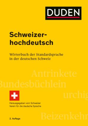 Duden - Schweizerhochdeutsch
