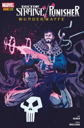 Doctor Strange/Punisher - Wunderwaffe