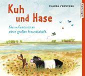 Kuh und Hase - Kleine Geschichten einer großen Freundschaft, 1 Audio-CD Cover