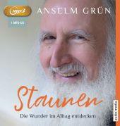 Staunen, 1 MP3-CD Cover
