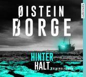 Hinterhalt, 6 Audio-CDs Cover