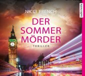 Der Sommermörder, 6 Audio-CDs Cover