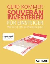 Souverän investieren für Einsteiger Cover