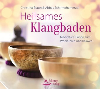 Heilsames Klangbaden, 1 Audio-CD