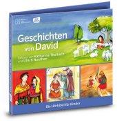Geschichten von David, 1 Audio-CD Cover