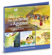 Das Volk Israel in Ägypten, 1 Audio-CD Cover