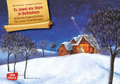 Es stand ein Stern in Bethlehem. Kamishibai Bildkartenset.