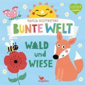 Nastja Holtfreters bunte Welt - Wald und Wiese Cover