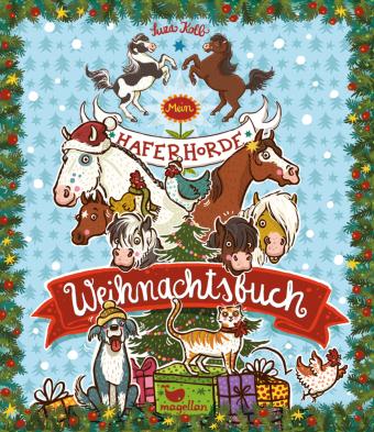 Mein Haferhorde Weihnachtsbuch