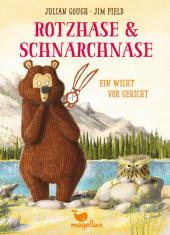 Rotzhase & Schnarchnase - Ein Wicht vor Gericht Cover
