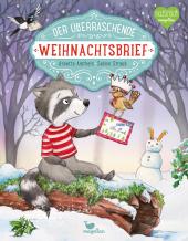 Der überraschende Weihnachtsbrief Cover