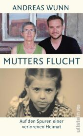 Mutters Flucht Cover