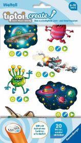 tiptoi® CREATE Sticker Weltall