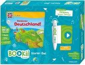BOOKii® Starterset WAS IST WAS Junior Entdecke Deutschland! Cover