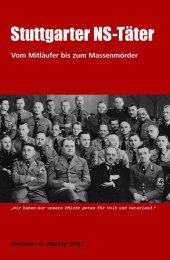 Stuttgarter NS-Täter