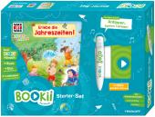 BOOKii® Starterset WAS IST WAS Kindergarten Erlebe die Jahreszeiten!