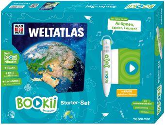 BOOKii® Starterset WAS IST WAS Weltatlas