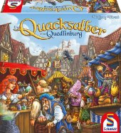 Die Quacksalber von Quedlinburg (Spiel) Cover