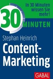 30 Minuten Content-Marketing