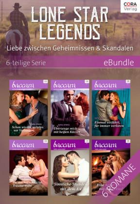 Lone Star Legends - Liebe zwischen Geheimnissen & Skandalen - 6-teilige Serie