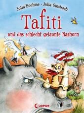 Tafiti und das schlecht gelaunte Nashorn Cover