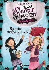 Die Vampirschwestern black & pink - Sturmfrei zur Geisterstunde