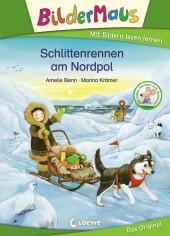 Bildermaus - Schlittenrennen am Nordpol
